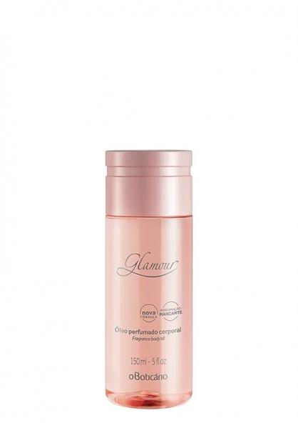 O Boticário Glamour body oil 150ml