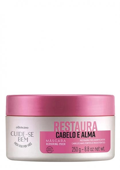 O Boticário Cuide-se Bem - Restores Hair Treatment Mask 250g