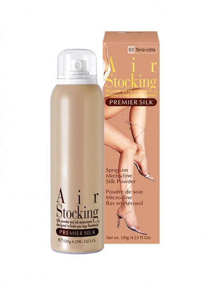 AirStocking Premier Silk Spray-on 120g